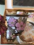 Набор чайный-кофейный, 6 персон, новый, фото №6