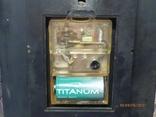 Настенные кварцевые часы янтарь на ходу, фото №6