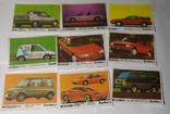 29 вкладышей Turbo, фото №5
