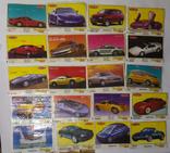 40 вкладышей Turbo Super, фото №3