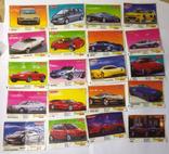 40 вкладышей Turbo Super, фото №4