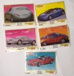 25 вкладышей Turbo Super, фото №4