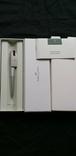 Ручка FABER-CASTELL шариковая серая., фото №2