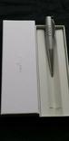 Ручка FABER-CASTELL шариковая серая., фото №5