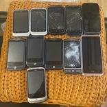 Лот 11 смартфонів HTC desire, фото №2