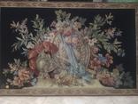 Рыцарские Шлем Щит и Меч в цветах Франция Гобелен настенное украшение клеймо 67,5х106,5, фото №5