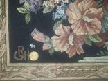 Рыцарские Шлем Щит и Меч в цветах Франция Гобелен настенное украшение клеймо 67,5х106,5, фото №6