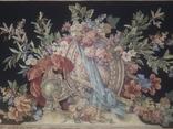 Рыцарские Шлем Щит и Меч в цветах Франция Гобелен настенное украшение клеймо 67,5х106,5, фото №7