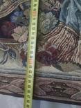 Рыцарские Шлем Щит и Меч в цветах Франция Гобелен настенное украшение клеймо 67,5х106,5, фото №9
