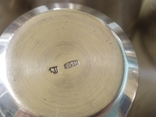 Набор серебряных стопок, фото №11