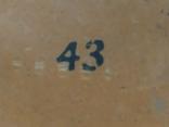 Туфли кожаные Clarks Португалия Инспектор 43 Кожа Ботинки, фото №9