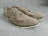 Туфли мужские, серые Burton Menswear London 41 размер., фото №2