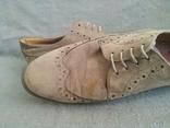Туфли мужские, серые Burton Menswear London 41 размер., фото №8