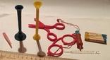"""Набор """"Кукольная больничка"""" (предметы из 3-х наборов) / СССР, ГДР + бонус, фото №8"""