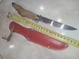 Нож Козья Ножка чехол, фото №2