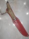 Нож Козья Ножка чехол, фото №3