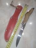 Нож Козья Ножка чехол, фото №5