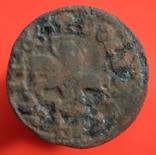 Литва - 1 солид боратинка 1665 года, Ян II Казимир Ваза, фото №4