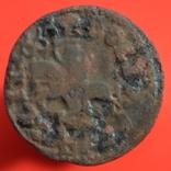Литва - 1 солид боратинка 1665 года, Ян II Казимир Ваза, фото №5