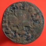 Литва - 1 солид боратинка 1665 года, Ян II Казимир Ваза, фото №6