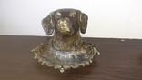 Пепельница Сеттер. Голова собаки, фото №8