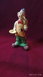 "Статуэтка ""Клоун, играющий на тарелках"", 12,5 см, Германия, фото №2"