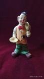 "Статуэтка ""Клоун, играющий на тарелках"", 12,5 см, Германия, фото №6"