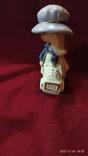 """Статуэтка """"Садовница"""", 11 см, фарфор, Германия, фото №3"""