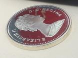 1 доллар, Канада, 1983 г., XII Универсиада в Эдмонтоне, серебро, в родном футляре, фото №6