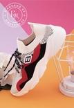 Яркие летние кроссовки / бежевые 37 размер, фото №5