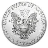 Медуза Горгона США Ag 1oz тираж 50 шт, фото №3