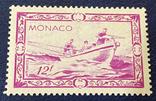1949. Монако. Пейзаж. Охота на китов, фото №2