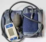 """""""Тонометр"""" Прибор для измерения артериального давления у человека.В ремонт,на запчасти.+*, фото №3"""
