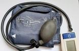 """""""Тонометр"""" Прибор для измерения артериального давления у человека.В ремонт,на запчасти.+*, фото №4"""
