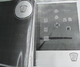 Запасные части часов СССР, каталог,копия., фото №5