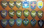 Коллекция шевронов Украина 1990-2000 года + разные, 328 шт., с 1 грн., за Вашу цену, фото 3