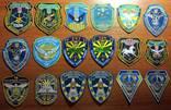 Коллекция шевронов Украина 1990-2000 года + разные, 328 шт., с 1 грн., за Вашу цену, фото 5
