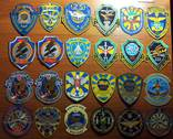 Коллекция шевронов Украина 1990-2000 года + разные, 328 шт., с 1 грн., за Вашу цену, фото 7