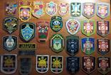 Коллекция шевронов Украина 1990-2000 года + разные, 328 шт., с 1 грн., за Вашу цену, фото 10