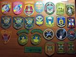 Коллекция шевронов Украина 1990-2000 года + разные, 328 шт., с 1 грн., за Вашу цену, фото 11