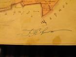 Старая карта 1908 г. photo 4