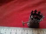 Горелка от керосиновой Лампы, фото №4