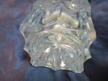 Небольшая вазочка,высота 17,5 см, фото №10