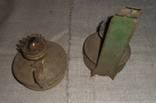 Две керасиновые лампы, фото №3