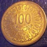 100 міл!ємів 1960 року Туніс, фото №2