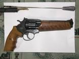 Продам револьвер под патрон флобера калибр 4 мм Сафари РФ 461 photo 3
