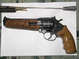 Продам револьвер под патрон флобера калибр 4 мм Сафари РФ 461 photo 7