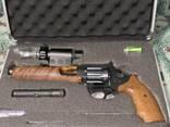 Продам револьвер под патрон флобера калибр 4 мм Сафари РФ 461 photo 10