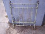 Спинки старинной кровати2, фото №2