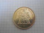 50 франков 1976г. Франция, фото №4